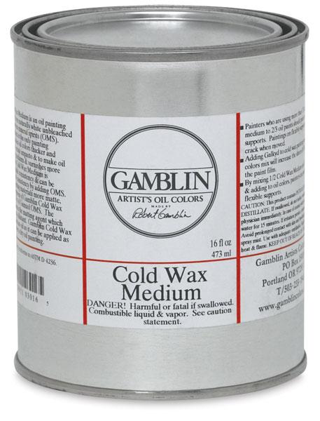 Cold Wax Medium, 16 oz