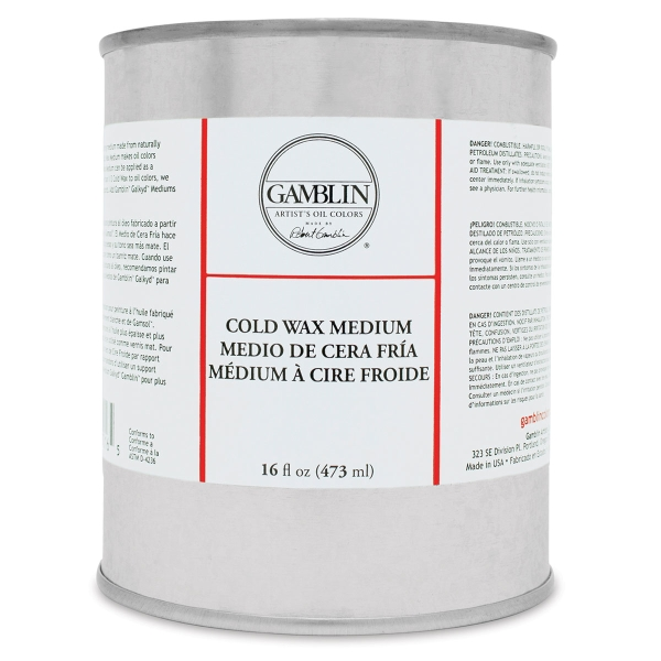 Cold Wax Medium, 16 oz