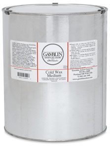 Cold Wax Medium, 128 oz