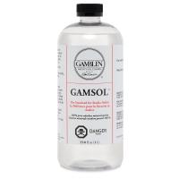 Gamsol Odorless Mineral Spirits, 33.8 oz