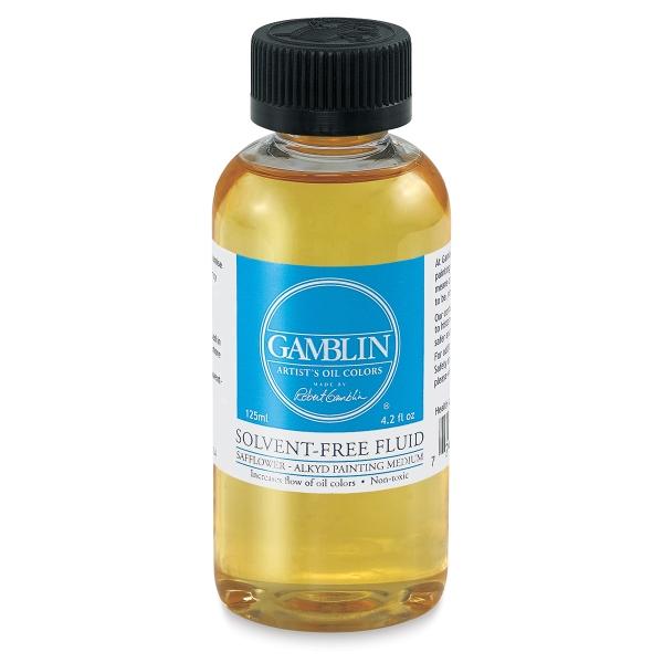 Solvent Free Fluid Medium, 4.2 oz