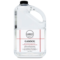 Gamsol Odorless Mineral Spirits, 128 oz
