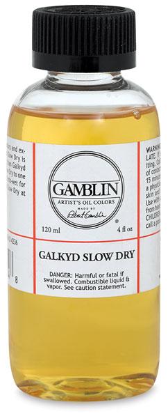 Galkyd Slo-Dry, 4 oz