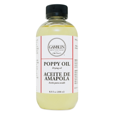 Poppy Oil, 8.5 oz
