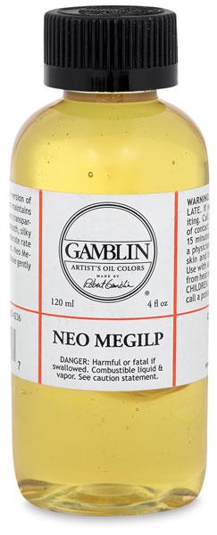 Neo-Megilp, 4 oz