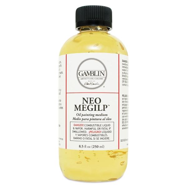 Neo-Megilp, 8.5 oz