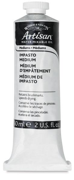 Impasto Medium, 60 ml