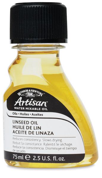 Linseed Oil, 75 ml