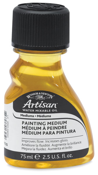 Painting Medium, 75 ml