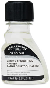 Artists' Retouching Varnish