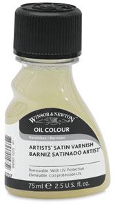 Satin Varnish, 75 ml