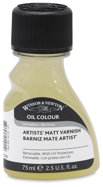 Matt Varnish, 75 ml