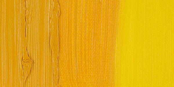 Gamboge Yellow Oil Paint