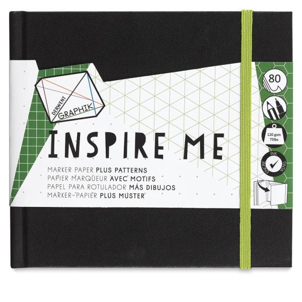 "Graphik Inspire Me Book, 5½"" × 5½"""