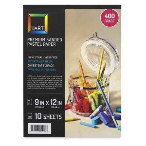 UArt Premium Sanded Pastel Paper Pads