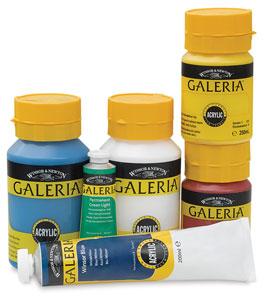Galeria Acrylics