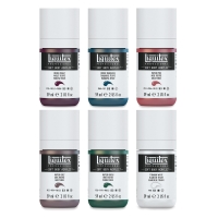 Liquitex Soft Body Acrylic, Muted Collection