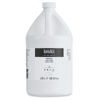 Liquitex Soft Body Acrylic, Titanium White, 3.78 L