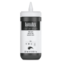 Liquitex Soft Body Acrylic, Mars Black, 237 ml Bottle