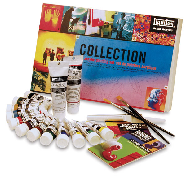 Artist Acrylic Collection Set