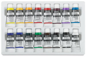 Artist Acrylic Color Set