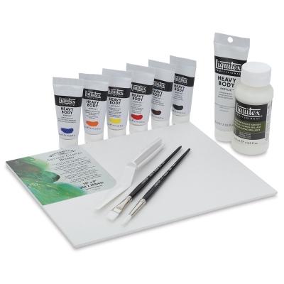 Acrylic Starter Set