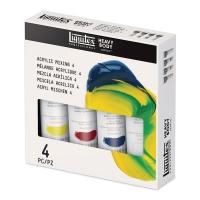 Primary Mix 4-tube Set