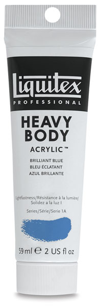 Liquitex Professional Heavy Body Acrylics, 59 ml