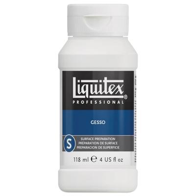 White Gesso, 4 oz Bottle