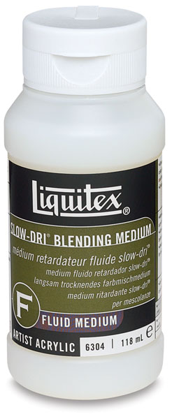 Slow-Dri Blending Fluid, 4 oz