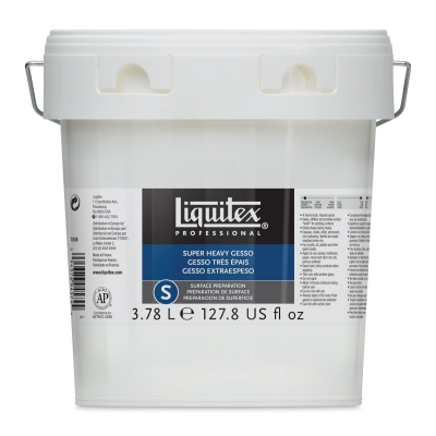 Super Heavy Gesso, Gallon