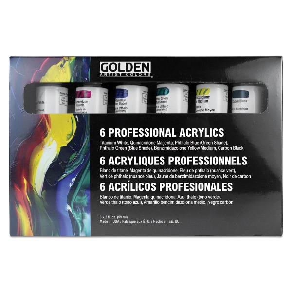 Principal Set of 6 Colors