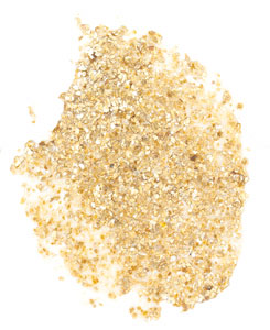 Gold Mica Flake (Small) No. 4076
