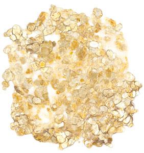 Gold Mica Flake (Large) No. 4078