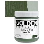 Chromium Oxide Green Dark