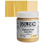Iridescent Bright Gold