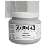 Iridescent Silver (Fine)