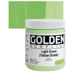 Light Green Yellow Shade