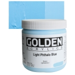 Light Phthalo Blue