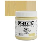 Naples Yellow Historic Hue
