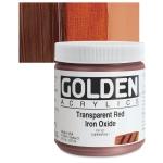 Transparent Red Iron Oxide