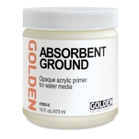 Absorbent Ground, White