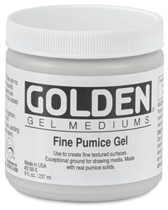 Pumice Gel - Fine