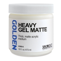 Heavy Gel - Matte