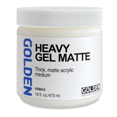 Heavy Gel - Matte