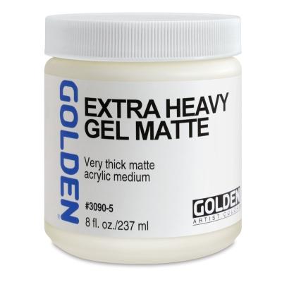 Extra Heavy Gel - Matte