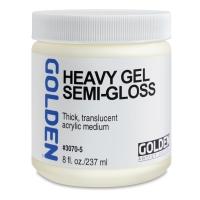 Heavy Gel - Semi-Gloss
