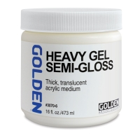 Heavy Gel - Semi-Gloss
