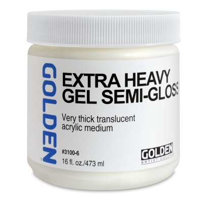 Extra Heavy Gel - Semi-Gloss