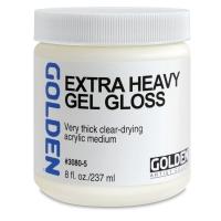 Extra Heavy Gel - Gloss
